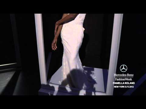 PAMELLA ROLAND - MERCEDES-BENZ FASHION WEEK SPRING 2012 COLLECTIONS