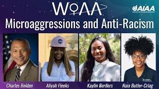 WoAA D&I Panel--Microaggressions and Anti-Racism