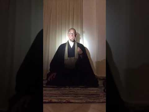 International Zazen Day 2019 - Siddhasana, dhyanas and neruzen. How to sleep zen, lucide dreaming