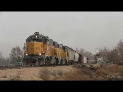 HD - Trains of the Great Western Railway of Colorado (GWR)