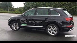 2016 Audi Q7 coming in E Tron plug in hybrid guise this year !