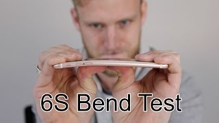 iPhone 6s Plus - Bend Test
