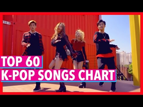 [TOP 60] K-POP SONGS CHART • MAY 2017 (WEEK 1)