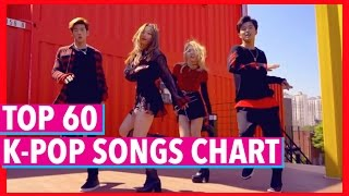 Video [TOP 60] K-POP SONGS CHART • MAY 2017 (WEEK 1) download MP3, 3GP, MP4, WEBM, AVI, FLV Mei 2017