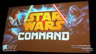 Star Wars Hasbro SDCC 2014 Action Figure Toy Panel