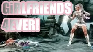 GIRLFRIENDS 4 EVER! ORCHID VS MAYA - KILLER INSTINCT Season 2