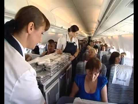 Фильм об авиакомпании NordStar