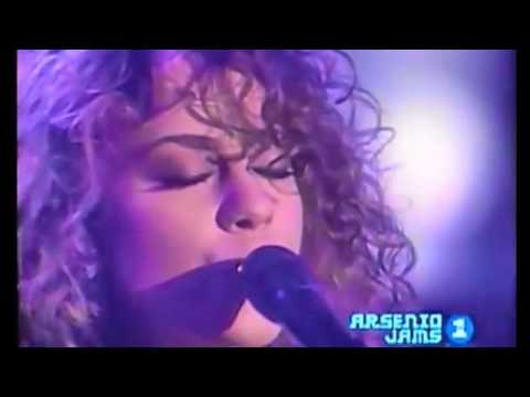 Mariah Carey   Vision Of Love   Live at The Arsenio Hall Show  HD