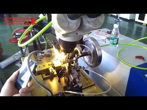 China  Manufacturer Chain Laser Welding Machine-SuperWave Laser Machine