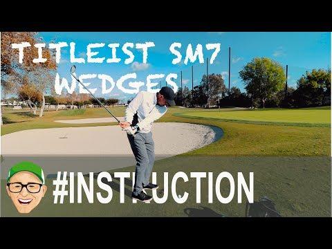 TITLEIST SM7 WEDGES - ONE LOFT FIVE GRINDS