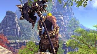 Bajheera - BnS Destroyer 1v1 Arena Session (First Games Back!) - Blade & Soul PvP