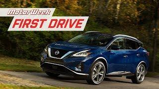 2019 Nissan Murano | First Drive