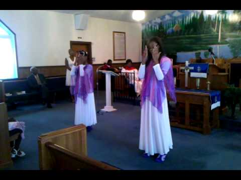 Lean On Me By Kirk Franklin Praise Dance