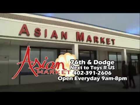 Asian Market TV commercial 30sec