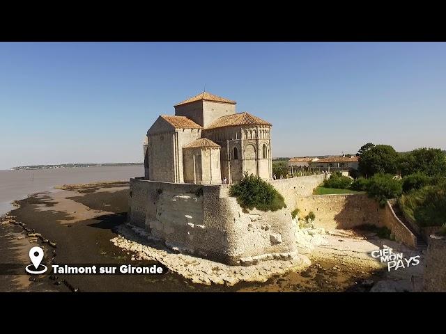 Ciel mon pays : Talmont sur Gironde