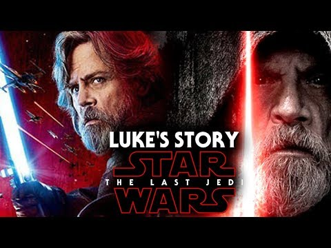 Luke's Story Was Very Troubling For Mark Hamill - Star Wars The Last Jedi
