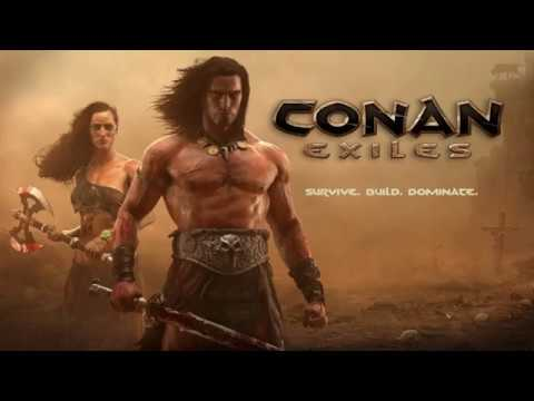 Conan exiles gameplay + direct download links 👍 👍 youtube.