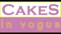 Cakes In Vogue Calgary - Custom Wedding Cakes, Birthday Cakes & Event Cakes