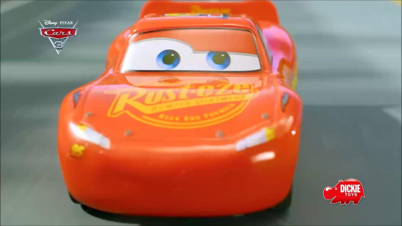 Smyths Toys Disney Cars 3 Rc Turbo Racers Youtube