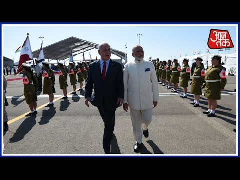 Khabardaar: Narendra Modi Became The First Indian PM To Visit Israel In 70 Years
