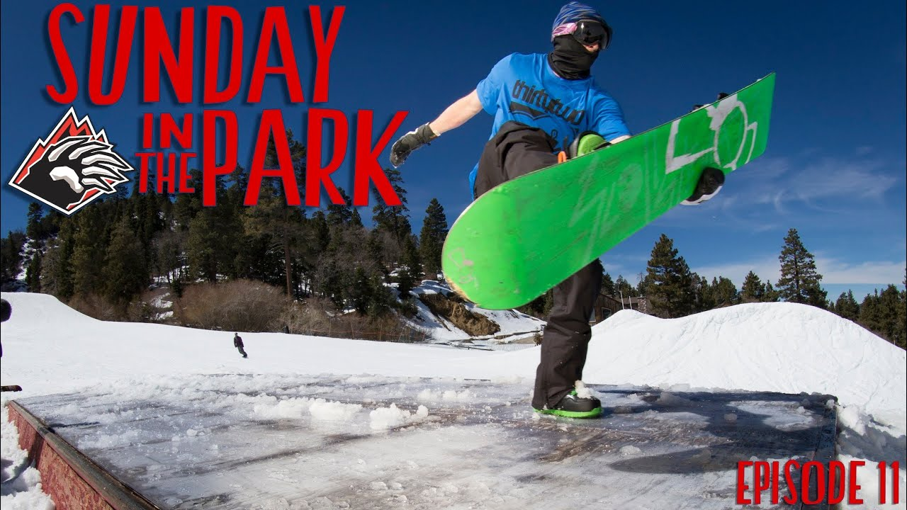 5a2f7f516b45 Sunday In The Park 2013 Episode 11 - Bear Mountain - TransWorld ...