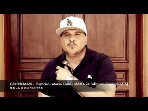 Martin Castillo -  Invitacion  Mayo- 24  Palladium [Sunnyvale,CA] By bdmnte