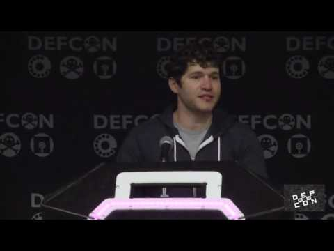 DEF CON 24 Conference - Jonathan Mayer, Panel - Meet the Feds