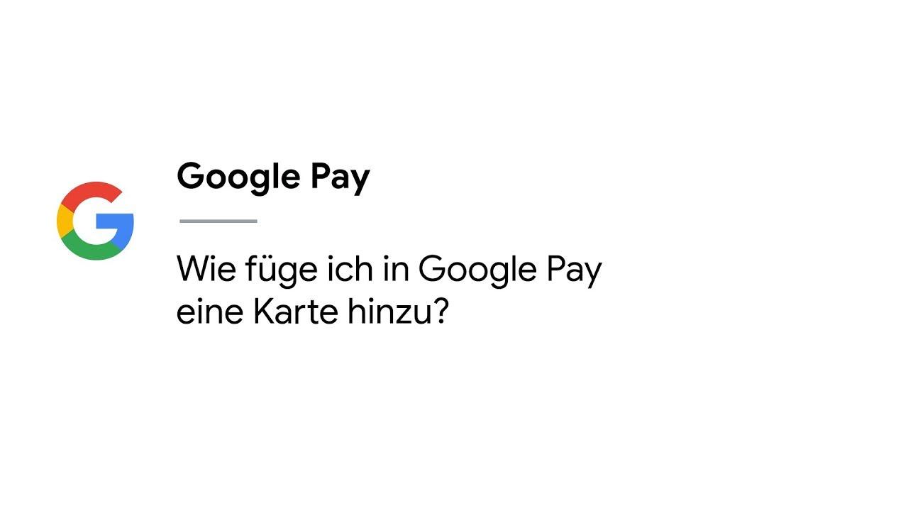 Kartennummer Volksbank Debit.Wie Fuge Ich In Google Pay Eine Karte Hinzu