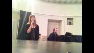 Vintervisa - Susanna Nilsson (rep januari)