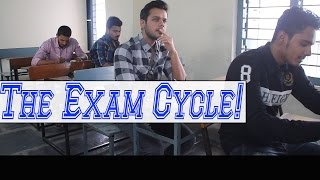 The Exam Cycle!! (Short Comedy)