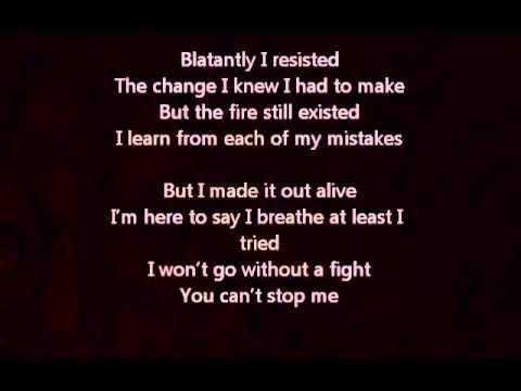 The Fire -Tonight Alive lyrics