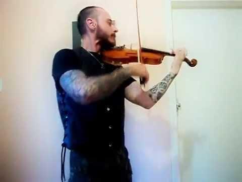 Hagen Stoll - Schieb Den Blues - Violin Cover - Dylan Pieri