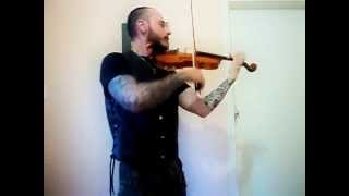 Hagen Stoll - Schieb Den Blues - Violin Cover - Dylan Pieri