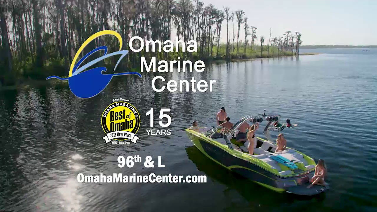 Omaha Marine Center - Nebraska's Best Full Service Boat Dealer