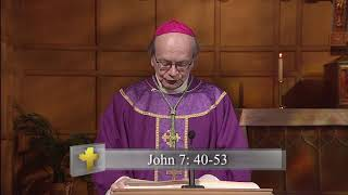 Daily TV Mass Saturday March 17 2018
