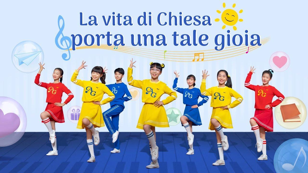 "Danza di lode 2019 - ""La vita di Chiesa porta una tale gioia"" Gloria a Dio, alleluia"