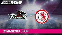Augsburger Panther - Düsseldorfer EG | Viertelfinale, Spiel 1 | MAGENTA SPORT