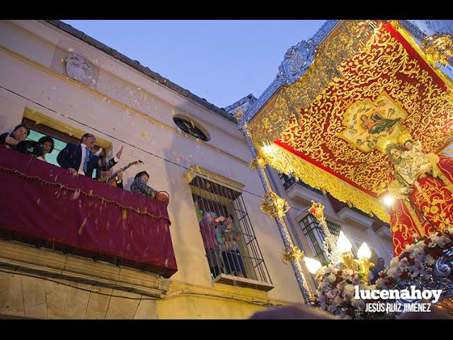 Vídeo: Desfile procesional de la Virgen de Araceli 2016