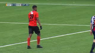 Katwijk - Excelsior Maassluis (1-2) | VVKatwijkTV