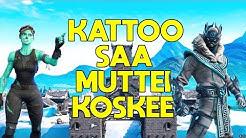 Kattoo Saa Muttei Koskee | Fortnite Suomi
