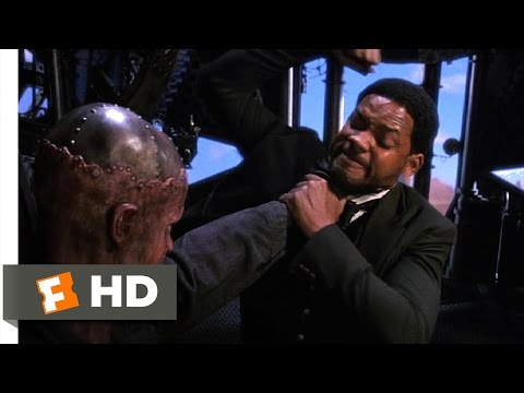 Wild Wild West (10/10) Movie CLIP - Getting a Whoopin