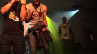 Andy Mineo  - Uno, Uno, Seis  - Come Together Summer Tour NY 2013