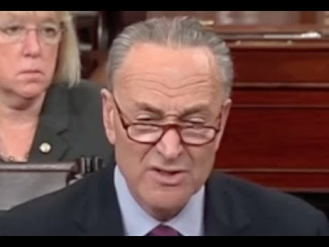 Chuck Schumer REACTS to the Newly Released Trumpcare Bill