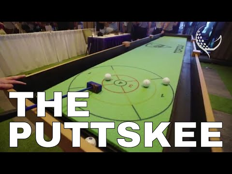 THE PUTTSKEE - THE PREMIUM IN PORTABLE GOLF