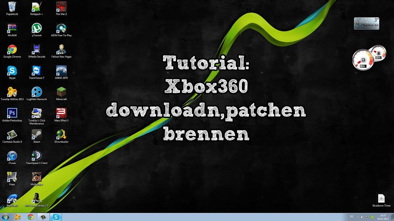 Kostenlos Spiele Xbox 360 Downloaden