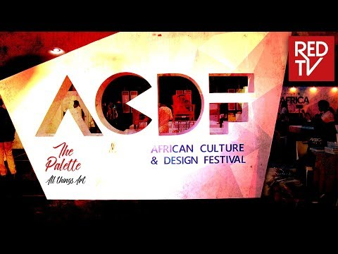 THE PALETTE / THE AFRICA CULTURE AND DESIGN FESTIVAL LAGOS