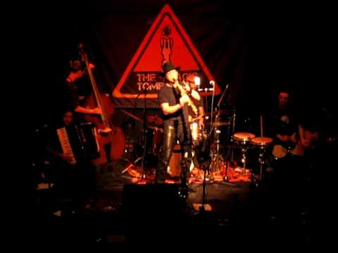 Alejandro Toledo and The Magic Tombelinos at The SPACE