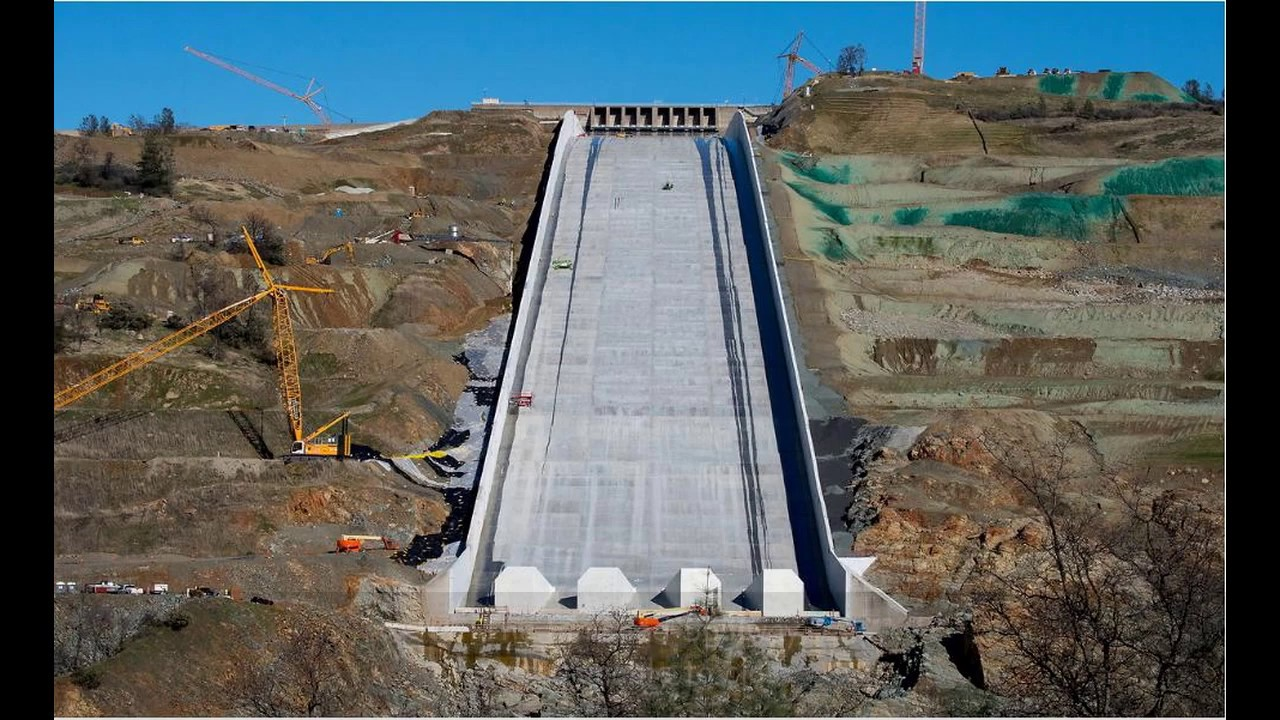 Oroville Dam News - Not Good April 11 2019