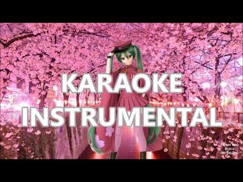 Senbonzakura - Karaoke instrumental