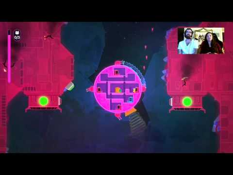 XBLA Fans 2015 GOTY Best Game Design: Lovers in a Dangerous Spacetime